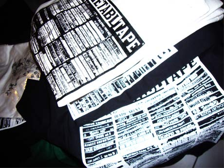 Tapes tees